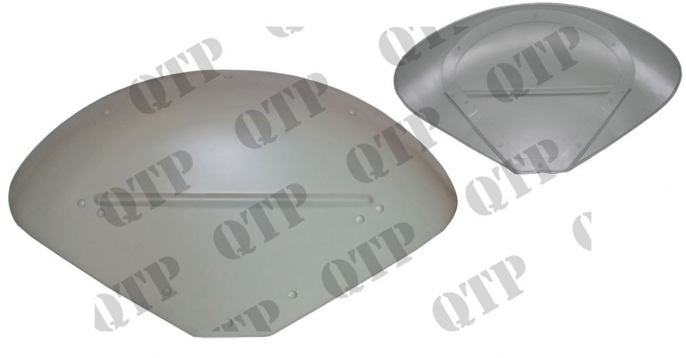 Mudguard 20D c/w Original Bracketry